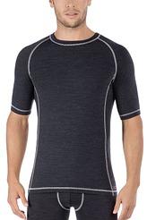 Shirt kurzarm von Skiny aus der Serie Active Wool