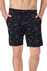 Hose kurz camouflage von Skiny aus der Serie Sloungewear