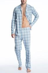 Pyjama durchgeknöpft Relax Selected von Calida