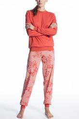 Pyjama lang von Calida