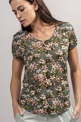 Saona Verano Top Short Sleeve von ESSENZA