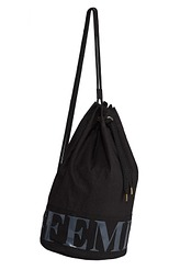 Beach Bag black von Marlies Dekkers