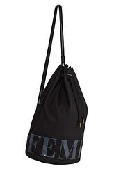Beach Bag black von Marlies Dekkers aus der Serie Marinière