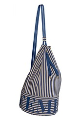 Beach Bag blue-ecru von Marlies Dekkers